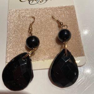 CJ cool jewel earrings NWT